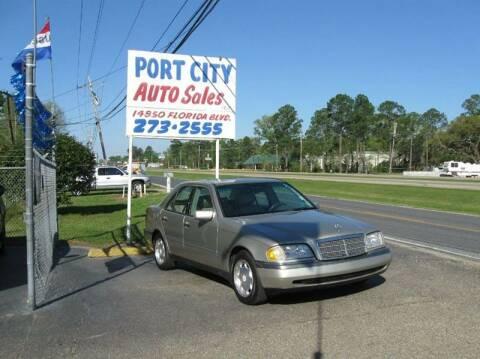 1997 Mercedes-Benz C-Class for sale at Port City Auto Sales in Baton Rouge LA