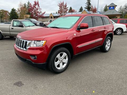 2011 Jeep Grand Cherokee for sale at Vista Auto Sales in Lakewood WA