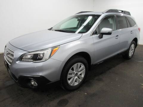 2016 Subaru Outback for sale at Automotive Connection in Fairfield OH