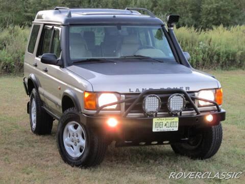 2001 Land Rover Discovery Series II for sale at Isuzu Classic in Cream Ridge NJ