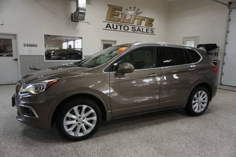2017 Buick Envision for sale at Elite Auto Sales in Idaho Falls ID