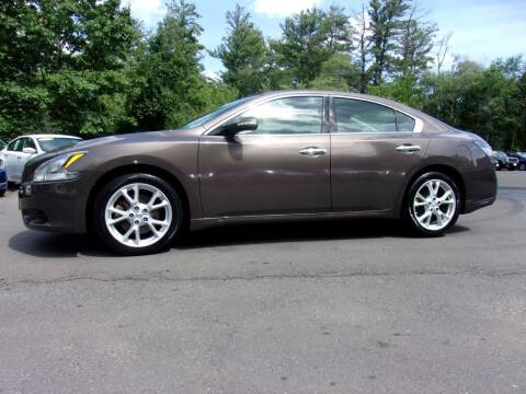 2013 Nissan Maxima for sale at Mark's Discount Truck & Auto Sales in Londonderry NH
