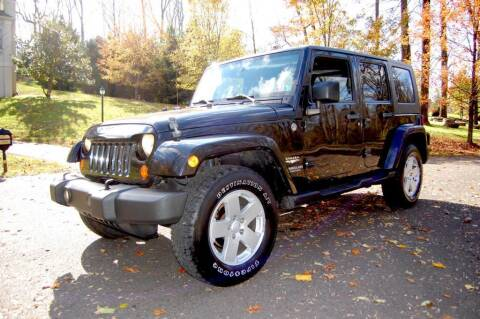 2007 Jeep Wrangler Unlimited for sale at New Hope Auto Sales in New Hope PA