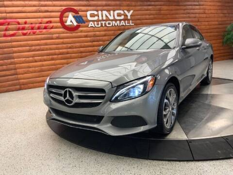 2015 Mercedes-Benz C-Class for sale at Dixie Motors in Fairfield OH