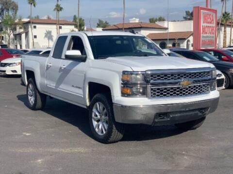 2015 Chevrolet Silverado 1500 for sale at Brown & Brown Wholesale in Mesa AZ