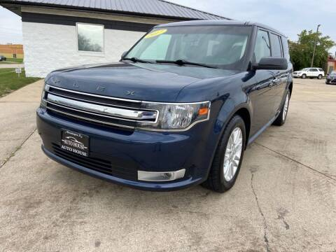 2017 Ford Flex for sale at Auto House of Bloomington in Bloomington IL