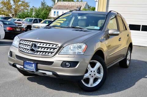 2008 Mercedes-Benz M-Class for sale at Lighthouse Motors Inc. in Pleasantville NJ
