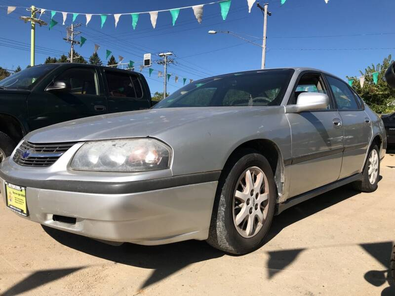 2001 Chevrolet Impala for sale at Super Trooper Motors in Madison WI