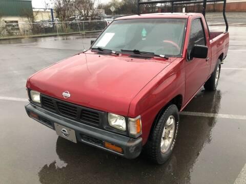 1993 Nissan Truck for sale at Diana Rico LLC in Dalton GA