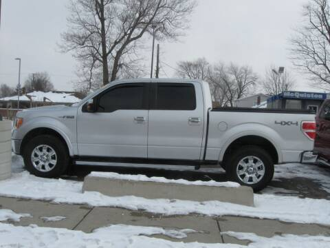 2010 Ford F-150 for sale at MCQUISTON MOTORS in Wyandotte MI