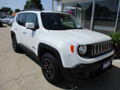 2015 Jeep Renegade for sale at Choice Auto in Carroll IA