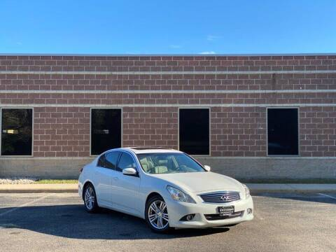 2013 Infiniti G37 Sedan for sale at A To Z Autosports LLC in Madison WI