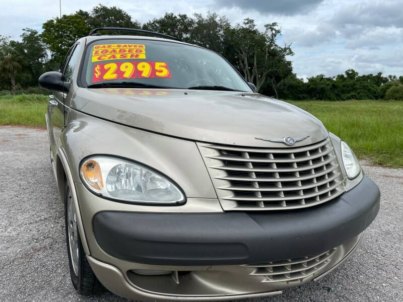 2002 Chrysler PT Cruiser for sale at Auto Export Pro Inc. in Orlando FL