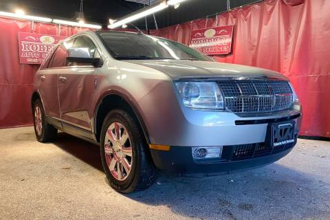 2008 Lincoln MKX for sale at Roberts Auto Services in Latham NY