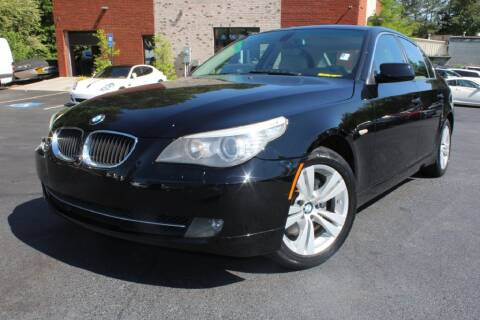 2010 BMW 5 Series for sale at Atlanta Unique Auto Sales in Norcross GA