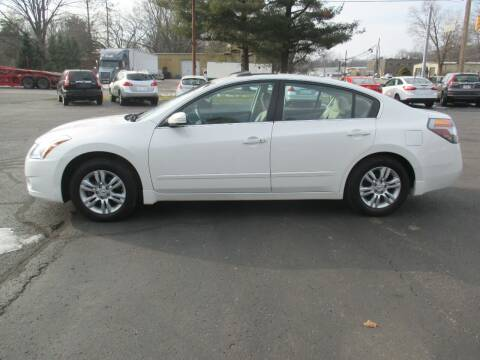 2012 Nissan Altima for sale at Home Street Auto Sales in Mishawaka IN