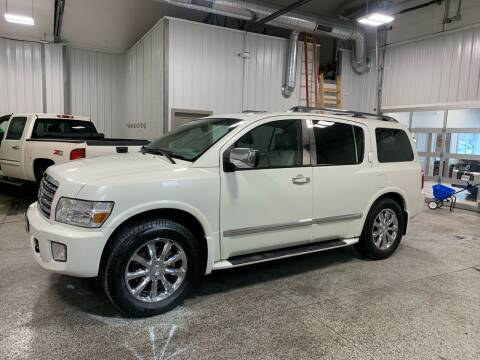 2008 Infiniti QX56 for sale at Efkamp Auto Sales LLC in Des Moines IA