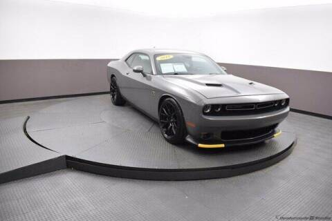 2018 Dodge Challenger for sale at Everett Chevrolet Buick GMC in Hickory NC