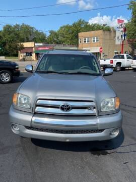 2003 Toyota Tundra for sale at North Hill Auto Sales in Akron OH