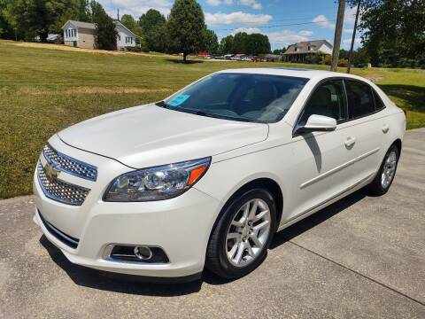 2016 Chevrolet Malibu Limited for sale at Lanier Motor Company in Lexington NC