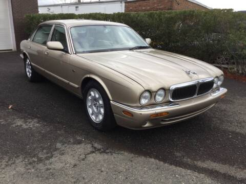 1998 Jaguar XJ-Series for sale at International Motor Group LLC in Hasbrouck Heights NJ