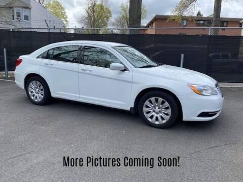 2014 Chrysler 200 for sale at Warner Motors in East Orange NJ