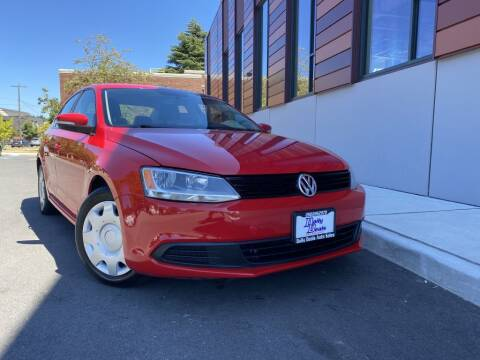2011 Volkswagen Jetta for sale at DAILY DEALS AUTO SALES in Seattle WA