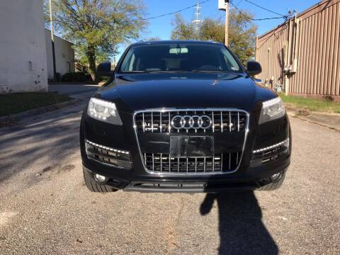 2015 Audi Q7 for sale at Horizon Auto Sales in Raleigh NC