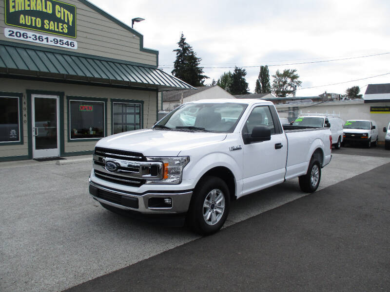 2019 Ford F-150 for sale at Emerald City Auto Inc in Seattle WA