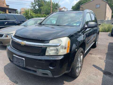 2008 Chevrolet Equinox for sale at Fellini Auto Sales & Service LLC in Pittsburgh PA