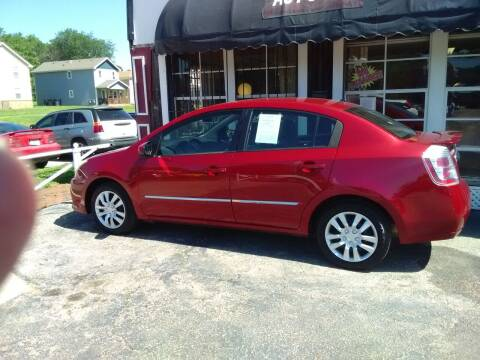 2011 Nissan Sentra for sale at Autos Inc in Topeka KS