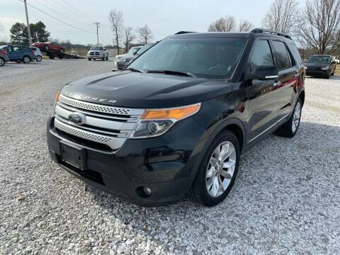 2014 Ford Explorer for sale at Champion Motorcars in Springdale AR