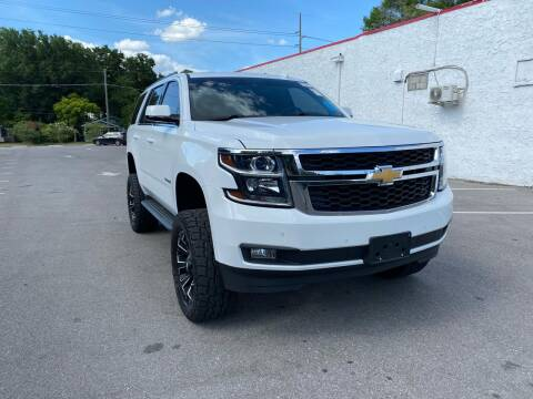 2017 Chevrolet Tahoe for sale at Consumer Auto Credit in Tampa FL