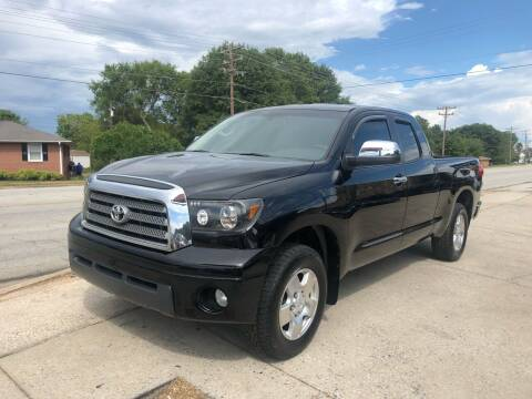 2007 Toyota Tundra for sale at E Motors LLC in Anderson SC