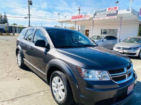 2014 Dodge Journey for sale at Dream Motors in Sacramento CA