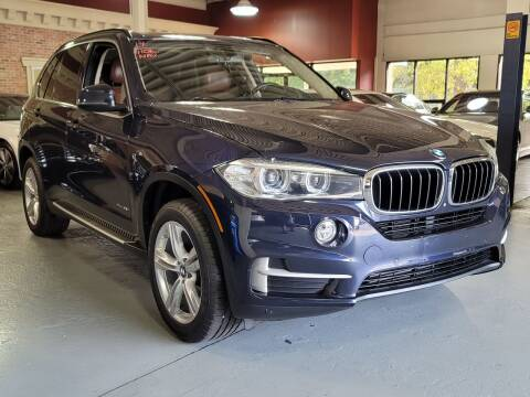 2014 BMW X5 for sale at AW Auto & Truck Wholesalers  Inc. in Hasbrouck Heights NJ