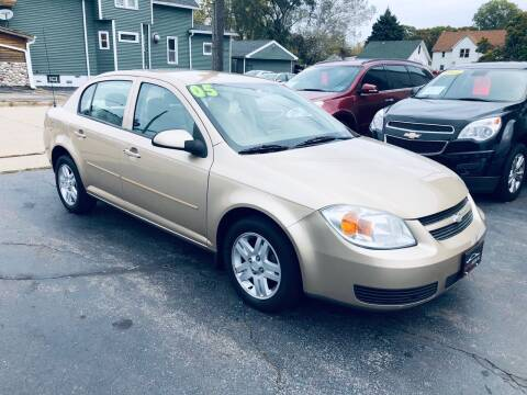 2005 Chevrolet Cobalt for sale at SHEFFIELD MOTORS INC in Kenosha WI