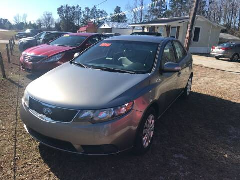 2010 Kia Forte for sale at Southtown Auto Sales in Whiteville NC