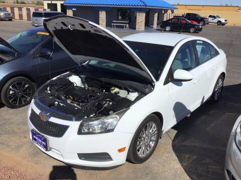 2011 Chevrolet Cruze for sale at SPEND-LESS AUTO in Kingman AZ
