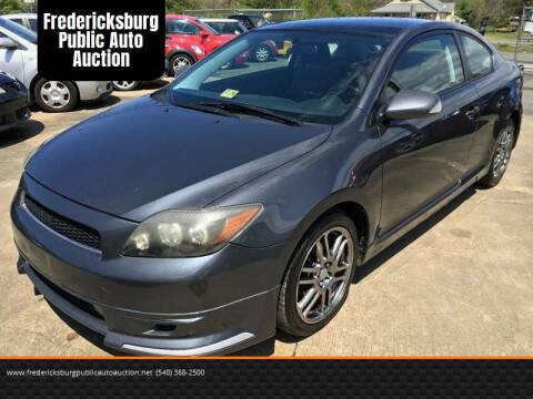 2008 Scion tC for sale at FPAA in Fredericksburg VA