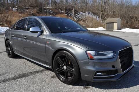2015 Audi S4 for sale at CAR TRADE in Slatington PA