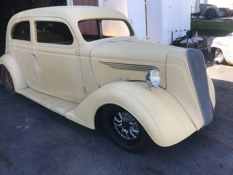 1936 Nash Street Rod for sale at Classic Car Deals in Cadillac MI