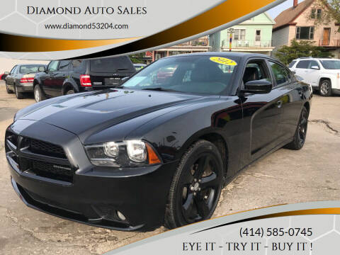 2012 Dodge Charger for sale at Diamond Auto Sales in Milwaukee WI
