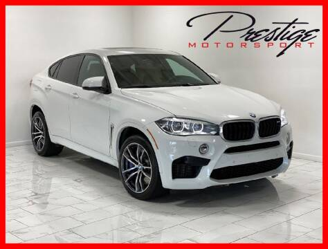 2015 BMW X6 M for sale at Prestige Motorsport in Rancho Cordova CA