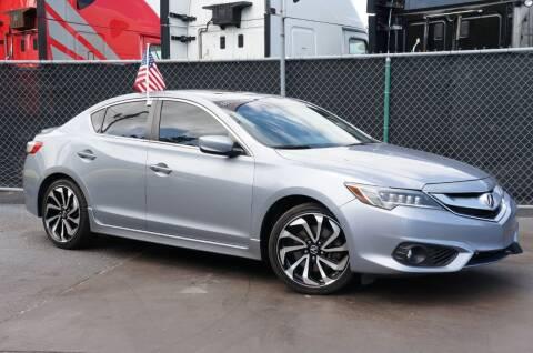 2016 Acura ILX for sale at MATRIX AUTO SALES INC in Miami FL