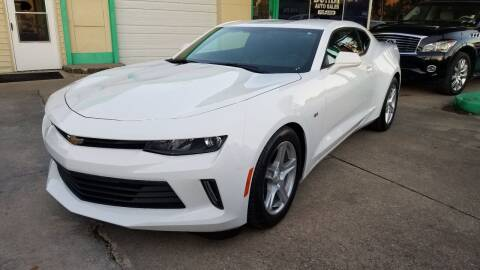 2018 Chevrolet Camaro for sale at Bundy Auto Sales in Sumter SC