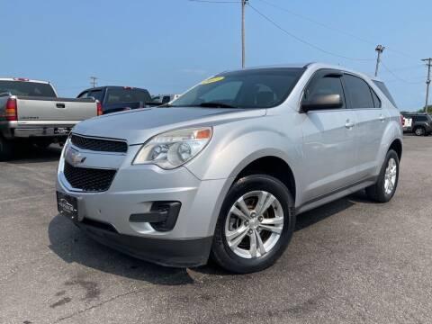 2013 Chevrolet Equinox for sale at Superior Auto Mall of Chenoa in Chenoa IL