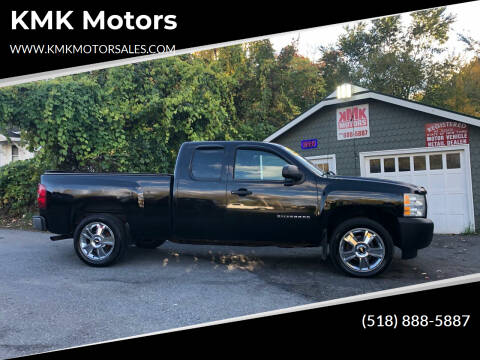 2011 Chevrolet Silverado 1500 for sale at KMK Motors in Latham NY