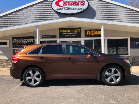 2011 Toyota Venza for sale at Stans Auto Sales in Wayland MI