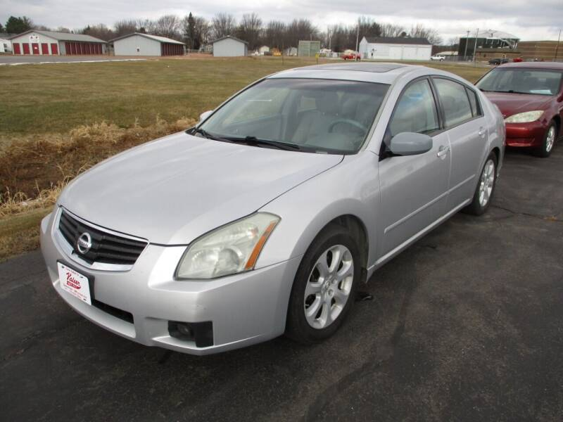 2007 Nissan Maxima for sale at KAISER AUTO SALES in Spencer WI